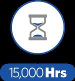 Lifetime-15,000