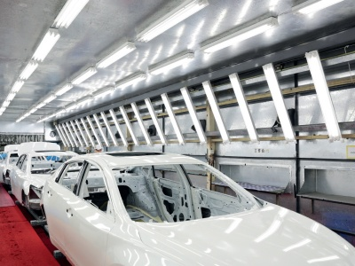 Dongfeng Nissan - Xiangyang Factory - China