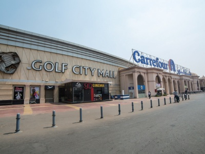 Golf City Mall - Qaliubia, Egypt