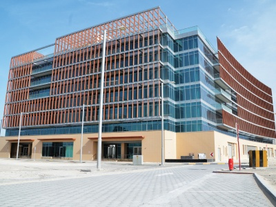 Wafra Square Offices - Abu Dhabi, United Arab Emirates