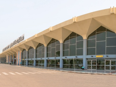 Aden International Airport - Aden, Yemen
