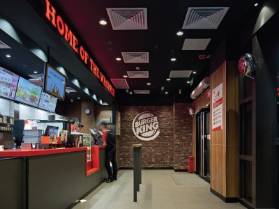Burger King - China
