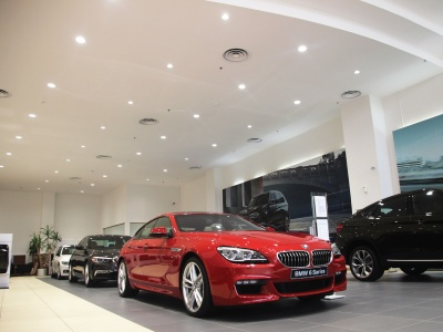 BMW Showroom - Riyadh, Saudi Arabia