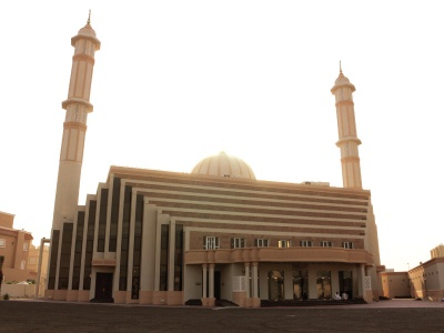 Moddy Mosque - Kuwait